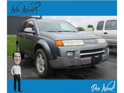 Storm Gray Saturn VUE V6.  Click to enlarge.