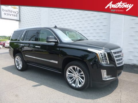 Black Raven Cadillac Escalade Premium Luxury 4WD.  Click to enlarge.