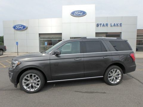 Magnetic Metallic Ford Expedition Limited 4x4.  Click to enlarge.