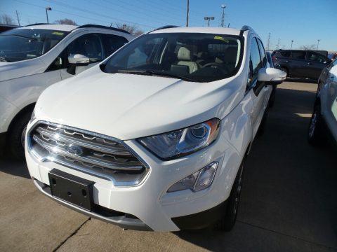 Ford EcoSport Titanium 4WD