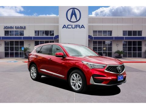 Performance Red Pearl Acura RDX FWD.  Click to enlarge.