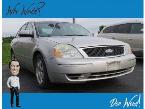 Silver Birch Metallic Ford Five Hundred SE.  Click to enlarge.