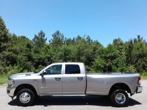 Billet Silver Metallic Ram 3500 Tradesman Crew Cab 4x4.  Click to enlarge.