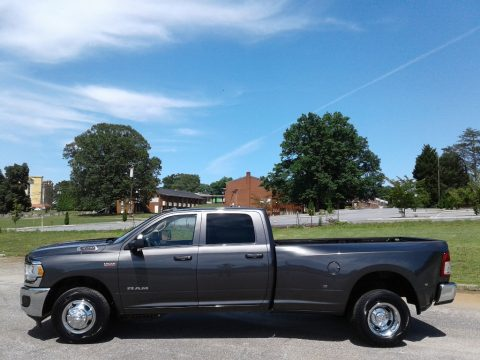 Granite Crystal Metallic Ram 3500 Tradesman Crew Cab 4x4.  Click to enlarge.
