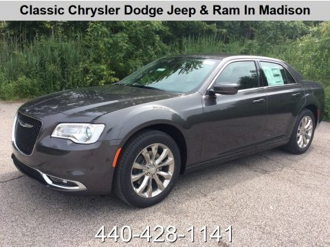 Granite Crystal Metallic Chrysler 300 Touring AWD.  Click to enlarge.