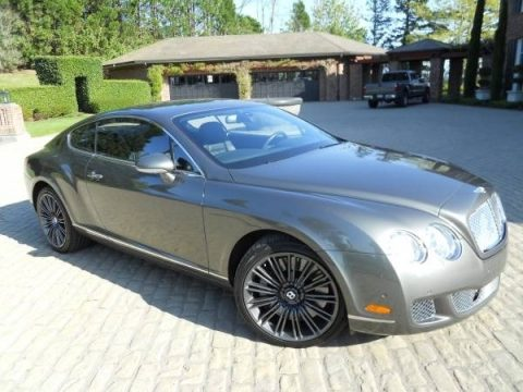 Granite Bentley Continental GT .  Click to enlarge.