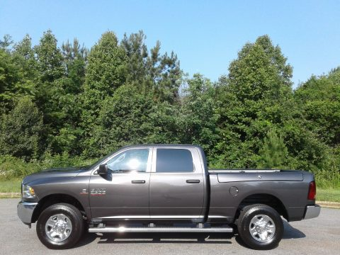 Granite Crystal Metallic Ram 2500 Tradesman Crew Cab 4x4.  Click to enlarge.