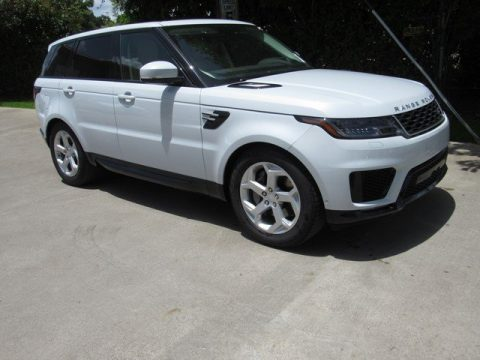 Yulong White Metallic Land Rover Range Rover Sport HSE.  Click to enlarge.