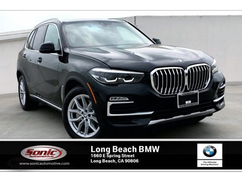 Jet Black BMW X5 xDrive40i.  Click to enlarge.