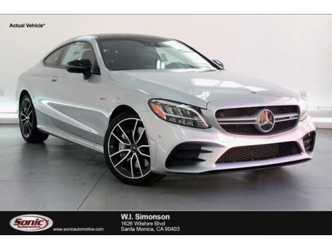 Mercedes-Benz C 43 AMG 4Matic Coupe
