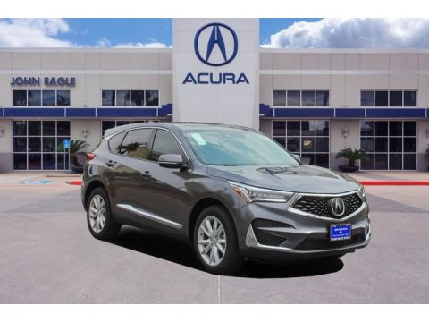 Modern Steel Metallic Acura RDX FWD.  Click to enlarge.