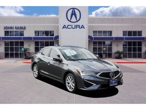 Modern Steel Metallic Acura ILX .  Click to enlarge.
