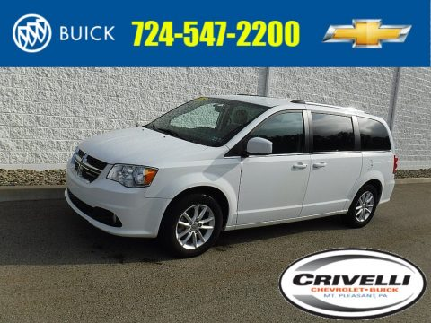 White Knuckle Dodge Grand Caravan SXT.  Click to enlarge.