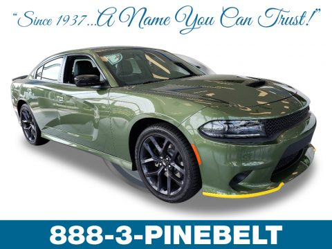 F8 Green Dodge Charger GT.  Click to enlarge.