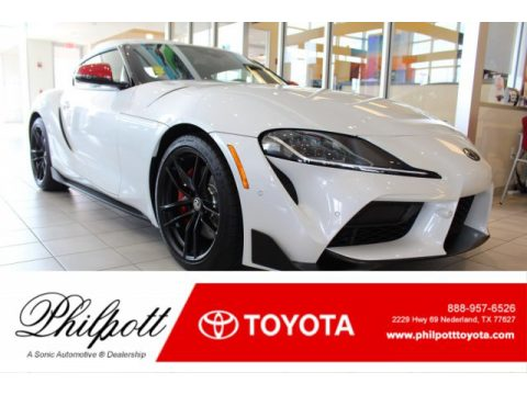 Absolute Zero Toyota GR Supra Launch Edition.  Click to enlarge.