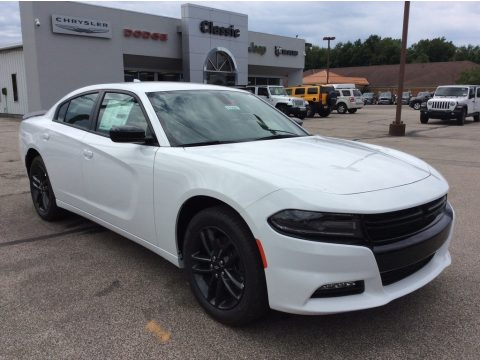 White Knuckle Dodge Charger SXT AWD.  Click to enlarge.