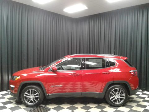 Red-Line Pearl Jeep Compass Latitude.  Click to enlarge.