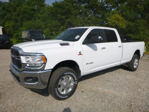 Bright White Ram 2500 Bighorn Crew Cab 4x4.  Click to enlarge.