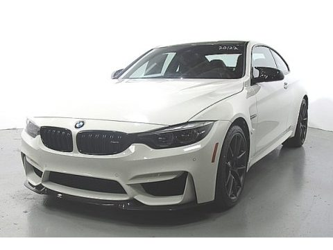Alpine White BMW M4 Coupe.  Click to enlarge.