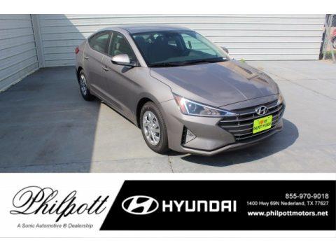 Fluid Metal Hyundai Elantra SE.  Click to enlarge.