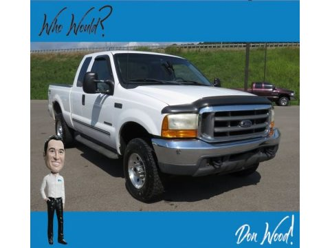 Ford F250 Super Duty XLT Extended Cab 4x4