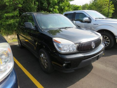Black Onyx Buick Rendezvous CXL.  Click to enlarge.