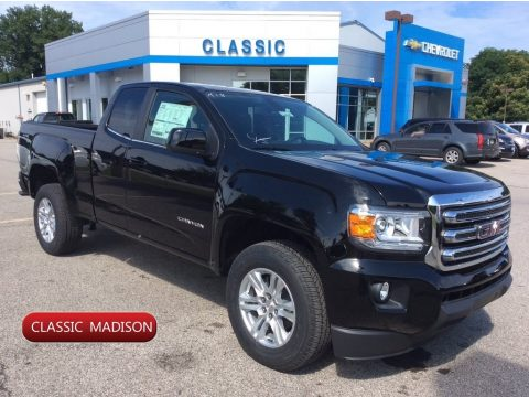 GMC Canyon SLE Extended Cab 4WD