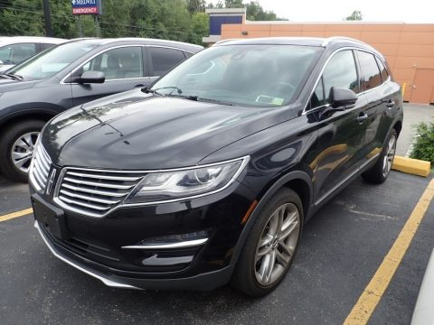 Black Velvet Lincoln MKC Reserve AWD.  Click to enlarge.