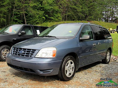 Norsea Blue Metallic Ford Freestar SE.  Click to enlarge.