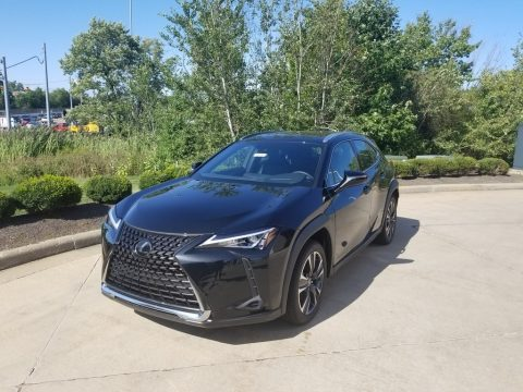Caviar Lexus UX 200 F Sport.  Click to enlarge.