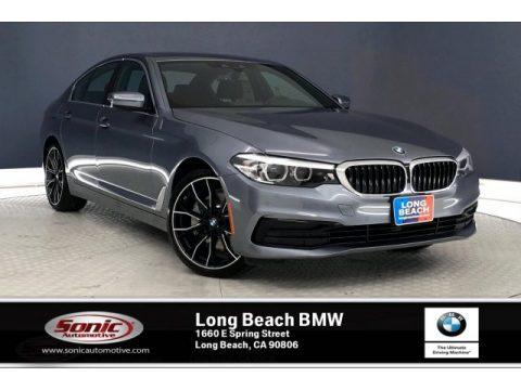 Bluestone Metallic BMW 5 Series 530i Sedan.  Click to enlarge.