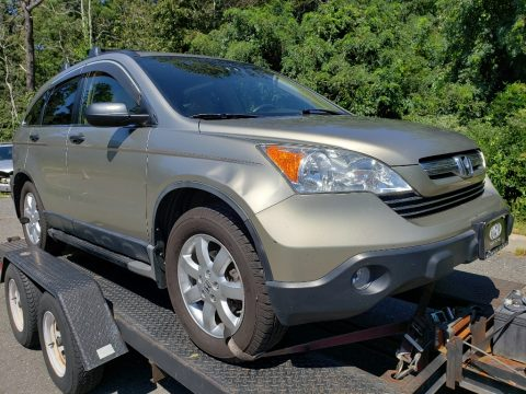 Borrego Beige Metallic Honda CR-V EX 4WD.  Click to enlarge.