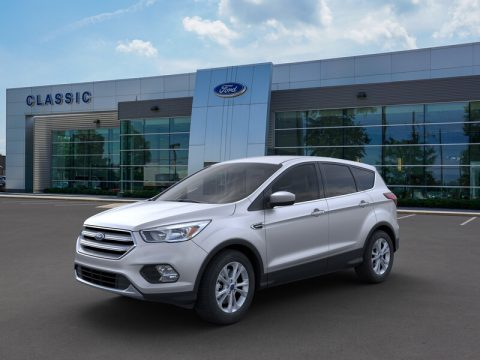 Ingot Silver Ford Escape SE.  Click to enlarge.