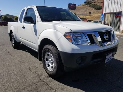 Nissan Frontier S King Cab