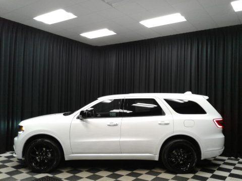 White Knuckle Dodge Durango SXT AWD.  Click to enlarge.