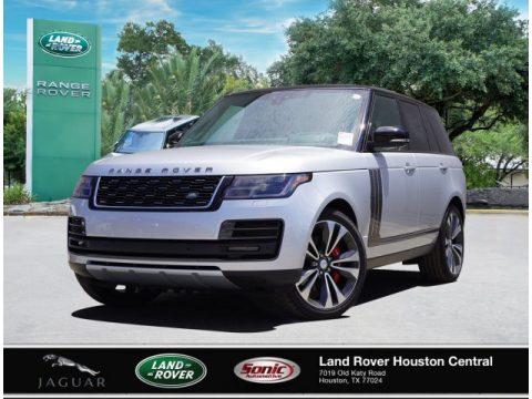 Aruba Metallic Land Rover Range Rover SV Autobiography.  Click to enlarge.