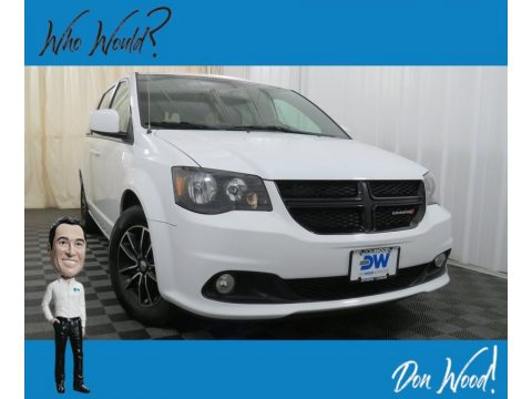White Knuckle Dodge Grand Caravan SE.  Click to enlarge.