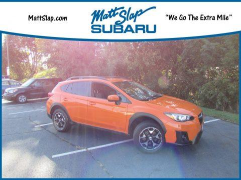 Subaru Crosstrek 2.0i Premium