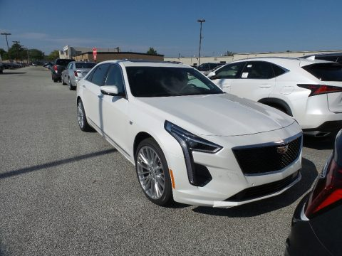 Cadillac CT6 Luxury AWD