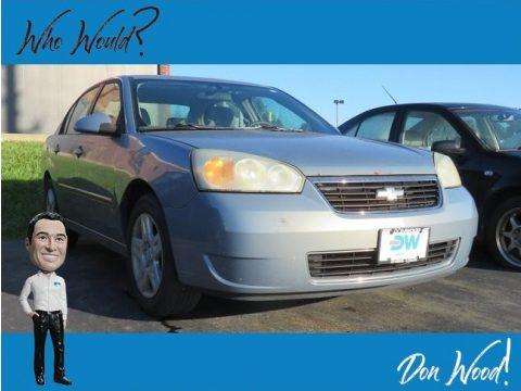 Dark Gray Metallic Chevrolet Malibu LT Sedan.  Click to enlarge.