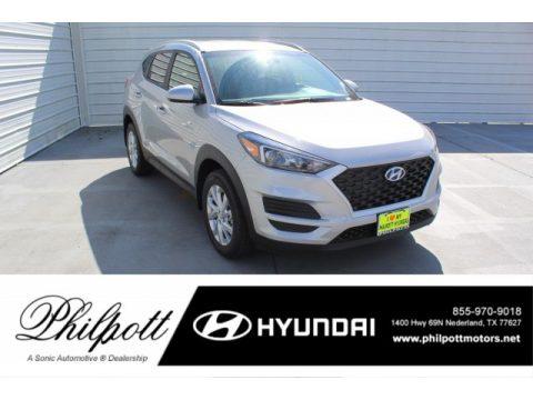 Stellar Silver Hyundai Tucson Value.  Click to enlarge.