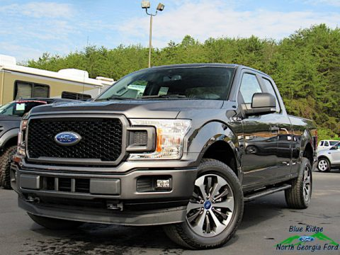 Magnetic Ford F150 STX SuperCab 4x4.  Click to enlarge.