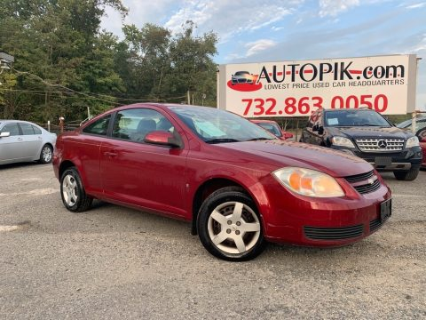 Sport Red Tint Coat Chevrolet Cobalt LT Coupe.  Click to enlarge.