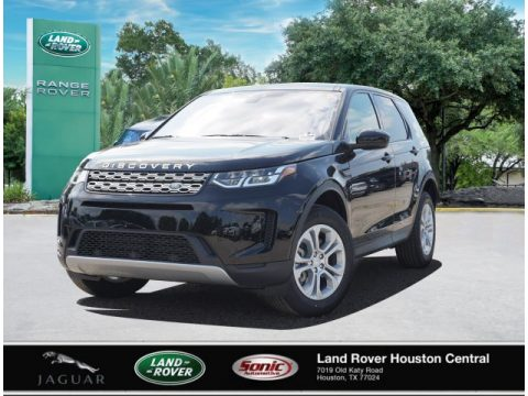 Narvik Black Land Rover Discovery Sport S.  Click to enlarge.