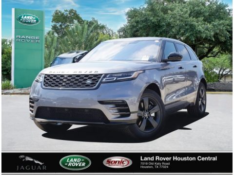Eiger Gray Metallic Land Rover Range Rover Velar R-Dynamic S.  Click to enlarge.