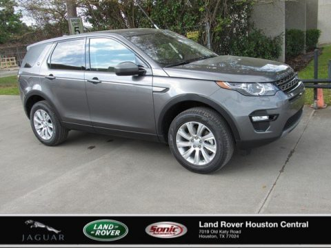 Loire Blue Metallic Land Rover Discovery Sport SE.  Click to enlarge.
