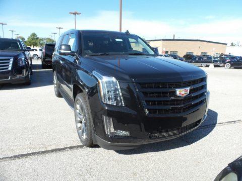 Black Raven Cadillac Escalade Luxury 4WD.  Click to enlarge.