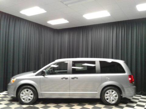 Billet Dodge Grand Caravan SE.  Click to enlarge.