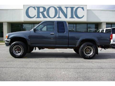 used 1995 toyota pickup dx v6 extended cab 4x4 for sale stock g14315c. Black Bedroom Furniture Sets. Home Design Ideas