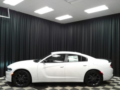 White Knuckle Dodge Charger SXT.  Click to enlarge.